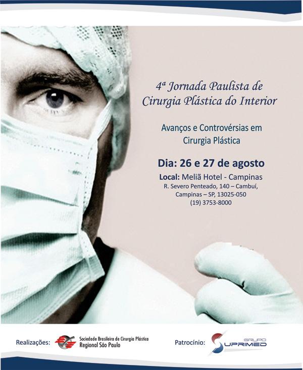 IV Jornada de Cirurgia Plástica de Campinas