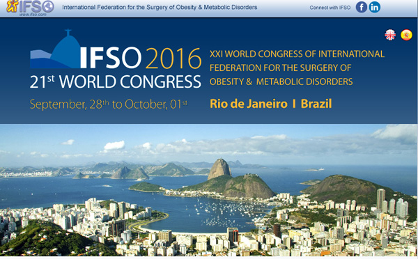 Grupo Suprimed IFSO 2016
